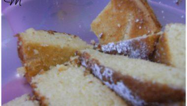 Ricetta: torta morbida alla panna
