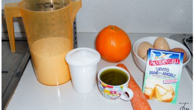 Ricetta: torta con carote e arance, un dolce per chi è a dieta