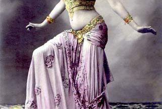 Mata Hari: abile spia o sensuale danzatrice?