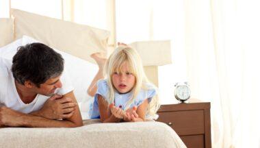 Confidarsi Con I Genitori