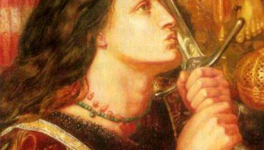Giovanna D'Arco, paladina della libertà francese