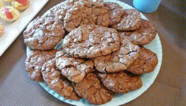 Ricetta: Cookies cioccolato e caffè