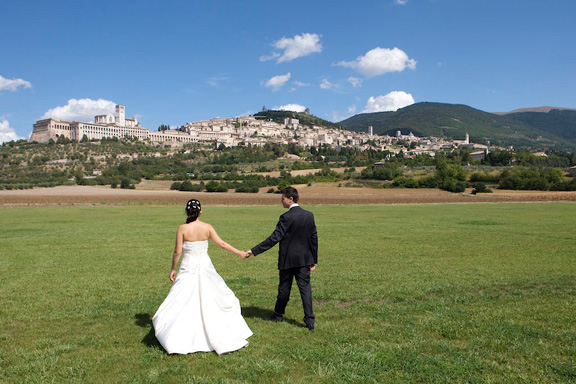 Matrimonio umbria assisi