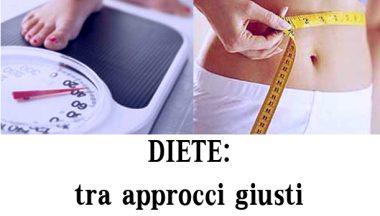 Diete: tra approcci giusti e sbagliati