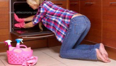 Rimedi per la pulizia della cucina dopo un pranzo da re