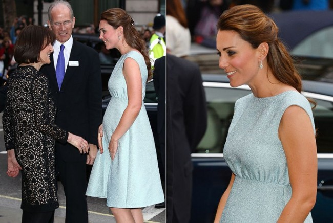 kate middleton gravida
