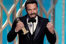 ben affleck golden globes 2013
