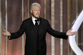 bill-clinton golden globes 2013