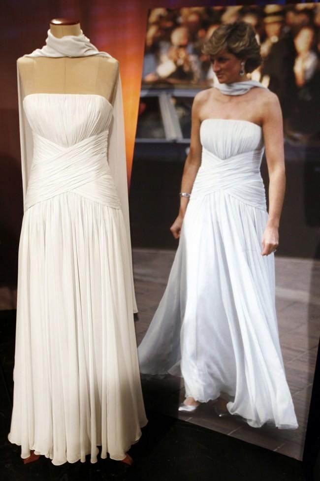 principessa diana abito da sposa