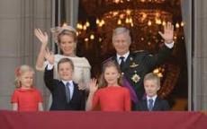 Philippe, nuovo re del Belgio