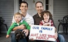 Famiglie omogenitoriali sì o famiglie omogenitoriali no?