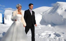 Sposarsi in inverno!
