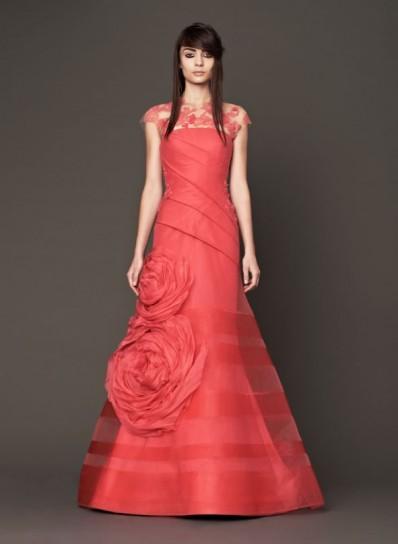 vestito-seta-corallo-di-vera-wang