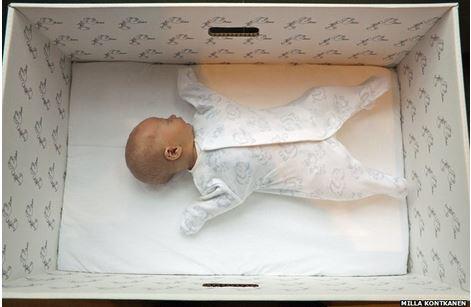Bambino-in-scatola