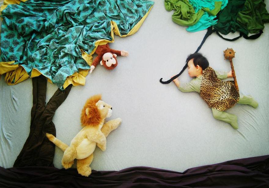 Mamma-creativa-giungla