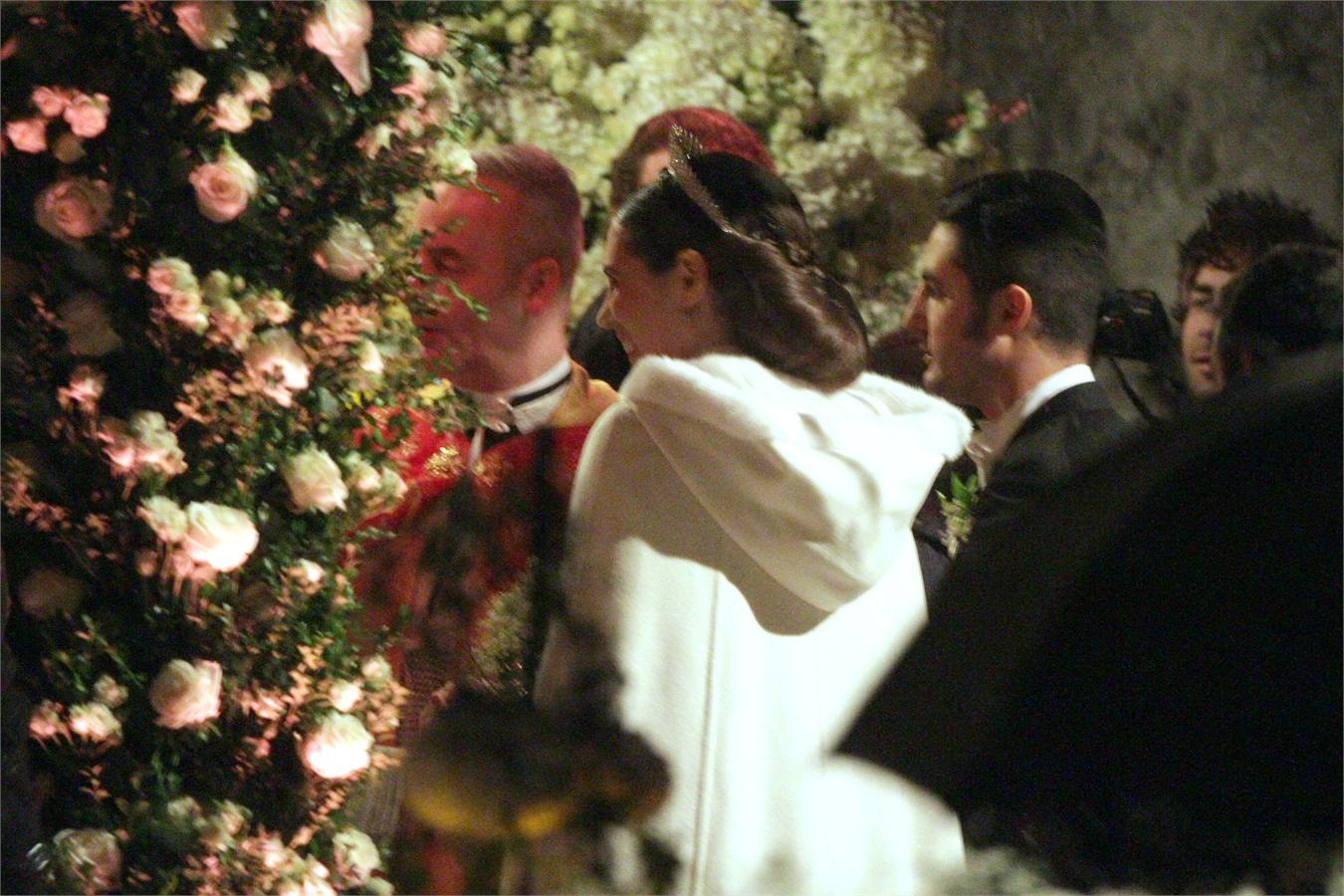 tatiana santo domingo nozze