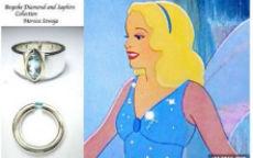 Gli anelli di fidanzamento delle Principesse Disney