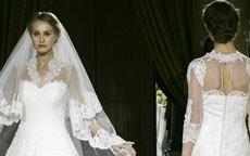 Enzo Miccio presenta la sua collezione abiti da sposa