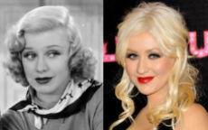 Le celebrità e i loro sosia del passato