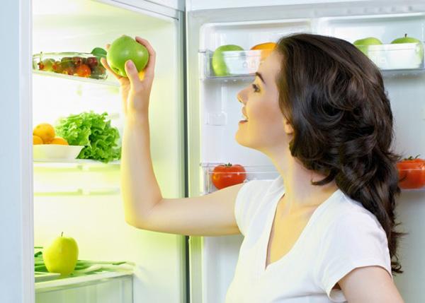 conservazione dei cibi in frigorifero