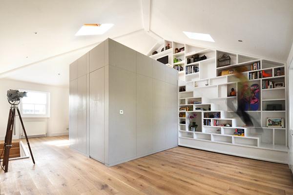 idea per un piccolo spazio a Londra