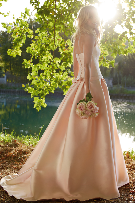 Tendenze wedding e sposa per l'anno 2015