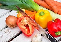 cruditè di verdure