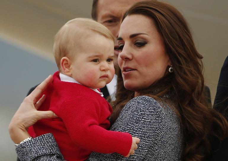 basta figli per kate middleton