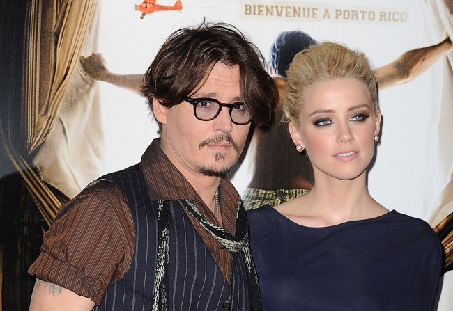 matrimonio di johnny deep