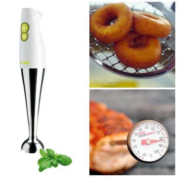utensili che non devono mancare in cucina
