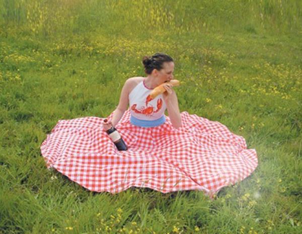 la tovaglia - dress by Reddish Design