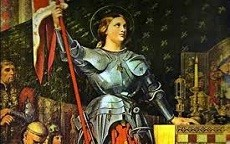 Santa Giovanna D'Arco, la guerriera di Dio
