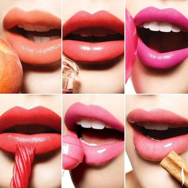psicologia del rossetto