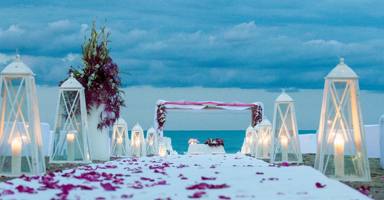 Sposarsi sulla spiaggia in Italia
