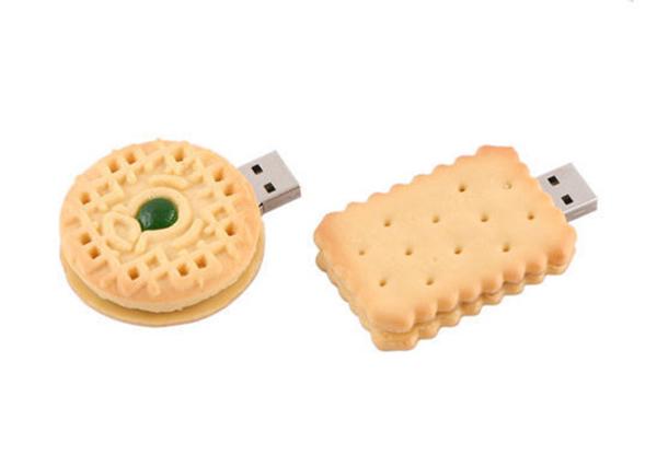 tra le chiavette usb più assurde quella a biscottino