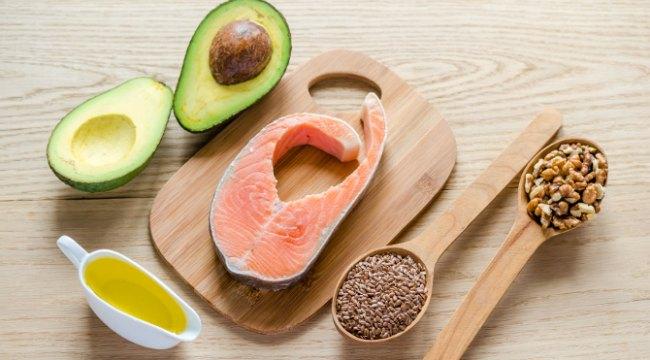 proprietà curative degli omega