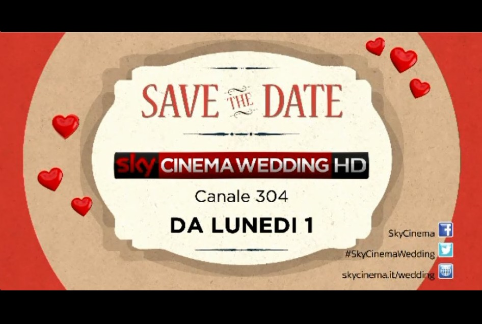 Sky Cinema Wedding