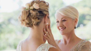 Mamma e suocera della sposa
