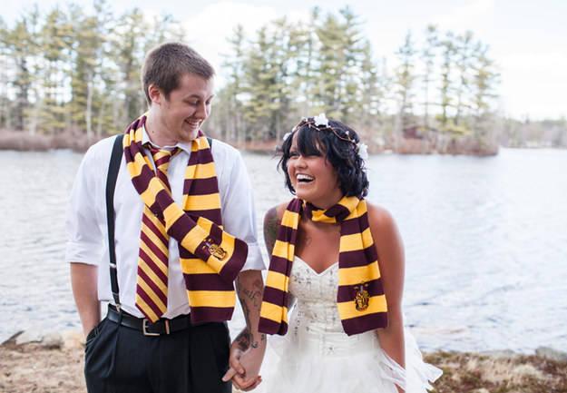 Matrimonio potteriano