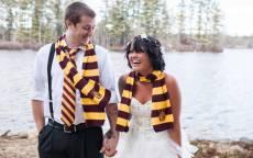 Matrimonio potteriano: sarà un giorno magico!