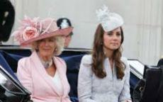 kate e camilla sono in guerra per il trono inglese