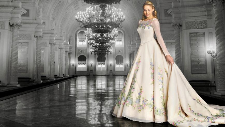 abiti da sposa delle principesse Disney