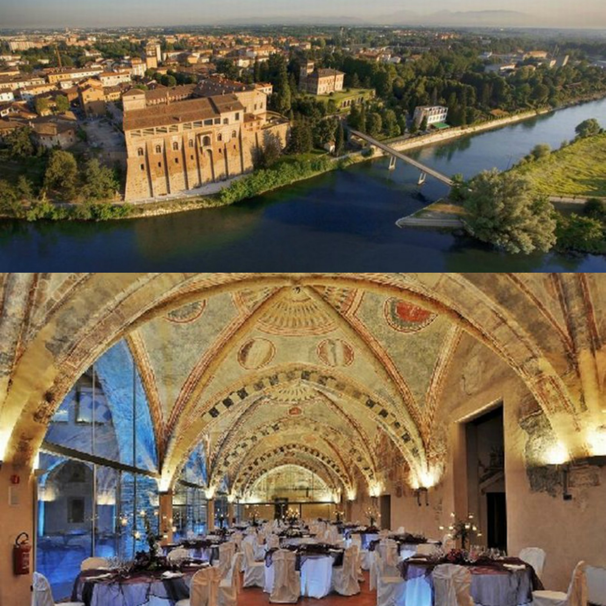 Location da sogno per matrimoni