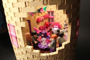 Hogwarts di Lego
