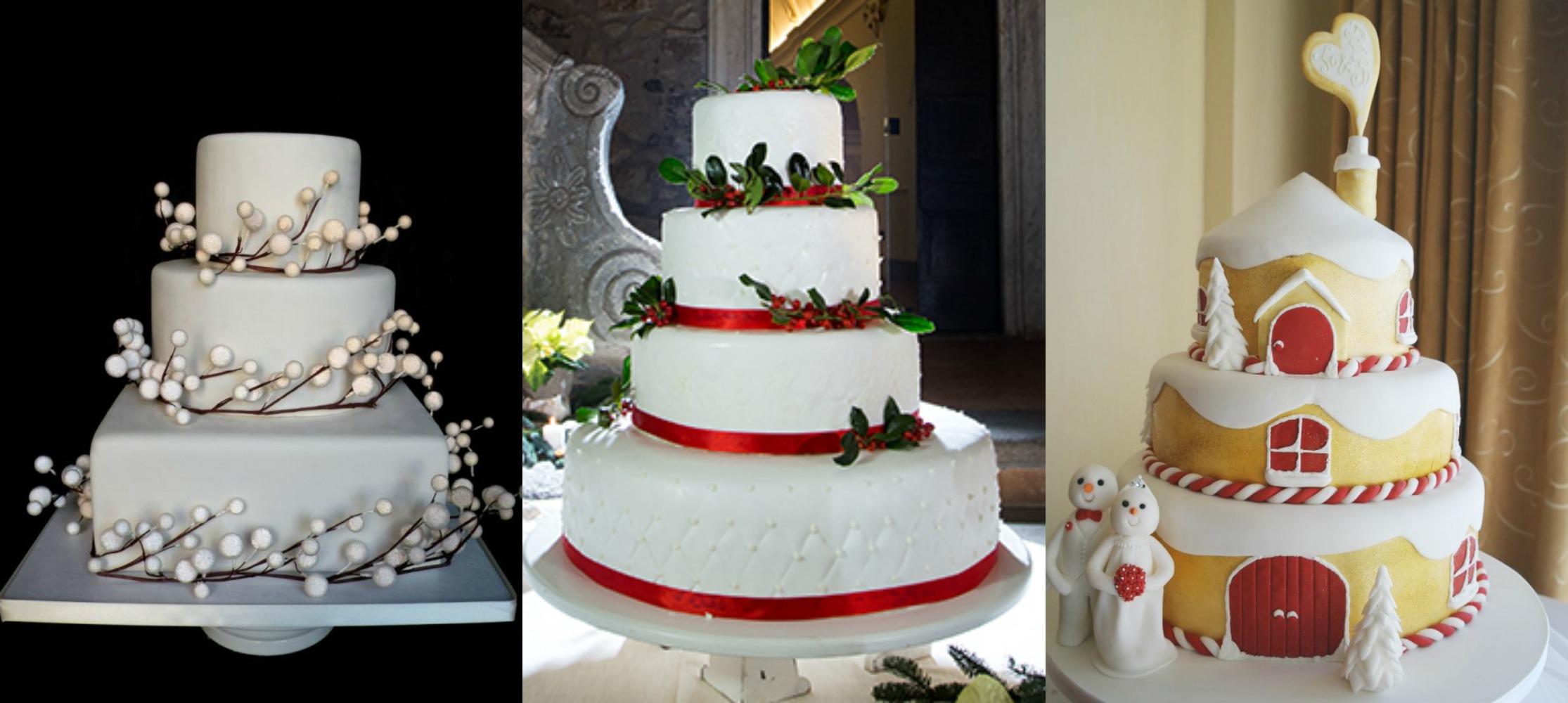 Bomboniera Matrimonio Natalizio : Nozze natalizie che magia
