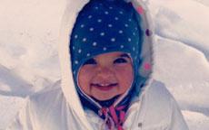 Come proteggere i piccoli dal freddo