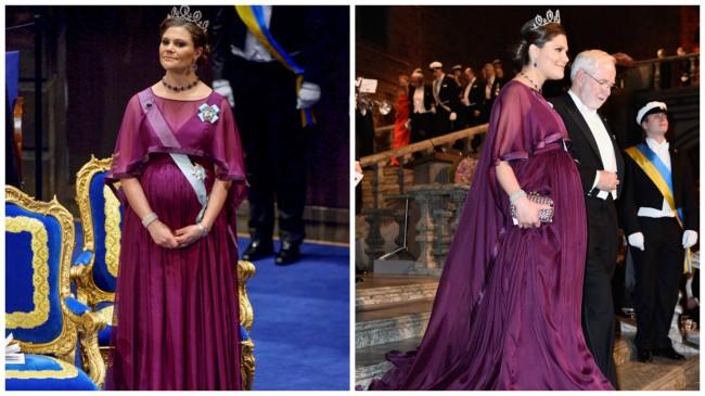 Victoria e Sofia sono incinta