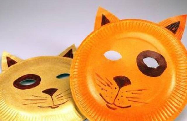 Popolare Idee per maschere di carnevale fai da te per grandi e piccini TD25