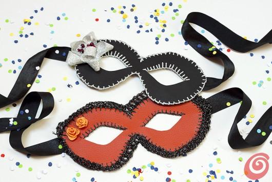 Idee per maschere di carnevale fai da te per grandi e piccini