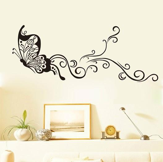 Stencil per pareti e la casa ha tutto un altro aspetto for Stencil per mobili cucina